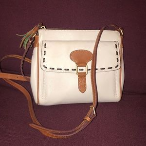 Donney and bourke pebble leather crossbody bag